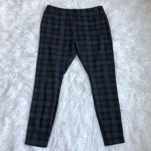 Lyss/é Womens Carson Ponte Legging with Pockets